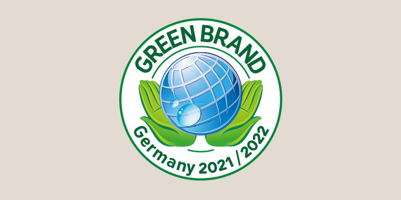 GREEN BRANDS Award