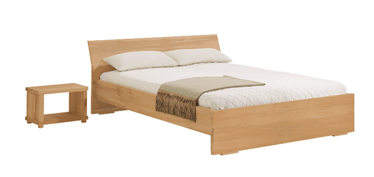 solid wood bed Adana