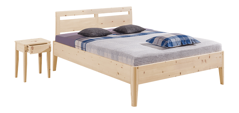 solid wood bed Kalmera