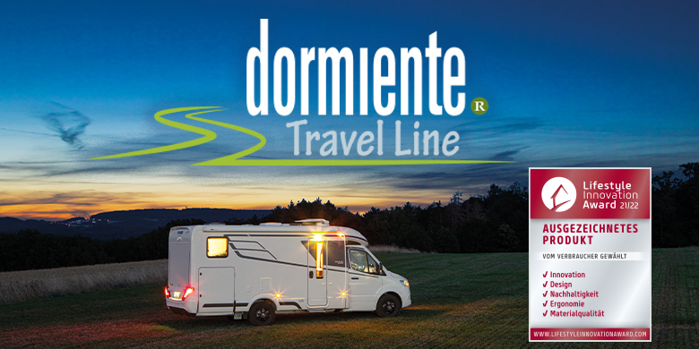[Translate to English:] dormiente Travel Line
